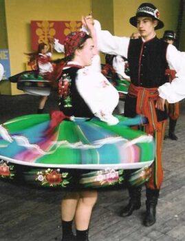 THE 7th INTERNATIONAL FOLK MEETINGS 2004